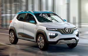 Première à Paris pour la future Renault Kwid électrique chinoise*