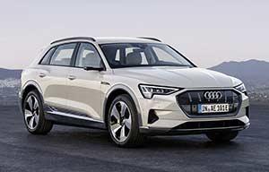 Audi e-tron: pure électrique & vraie Audi
