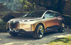 BMW Vision iNEXT, surtout un exercice de style