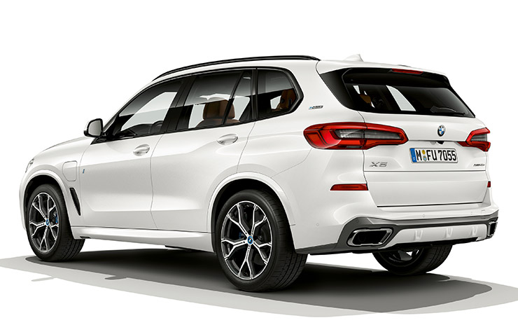 BMW X5 xDrive45e iPerformance hybride rechargeable