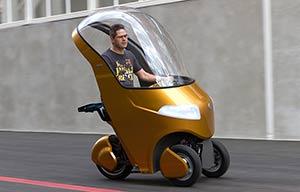 Bicar, une mini-mini électrique à partager