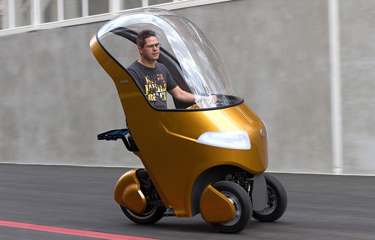 Tricycle électrique Bicar
