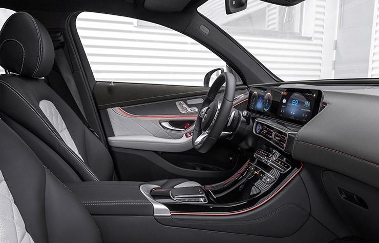 Mercedes EQC électrique