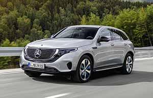 EQC: une Mercedes avant d'être une électrique