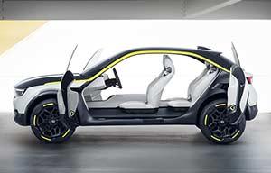 Opel GT X Experimental, la preuve d'une intégration parfaite