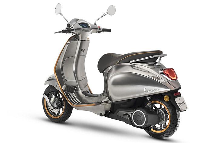 Scooter Vespa électrique