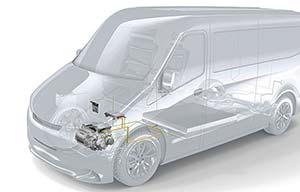 Bosch veut se positionner sur l'utilitaire électrique