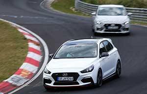 Hyundai n'écarte pas le projet d'une IoniqN