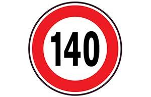 L'Autriche accroit à 140km/h la vitesse maxi sur autoroute