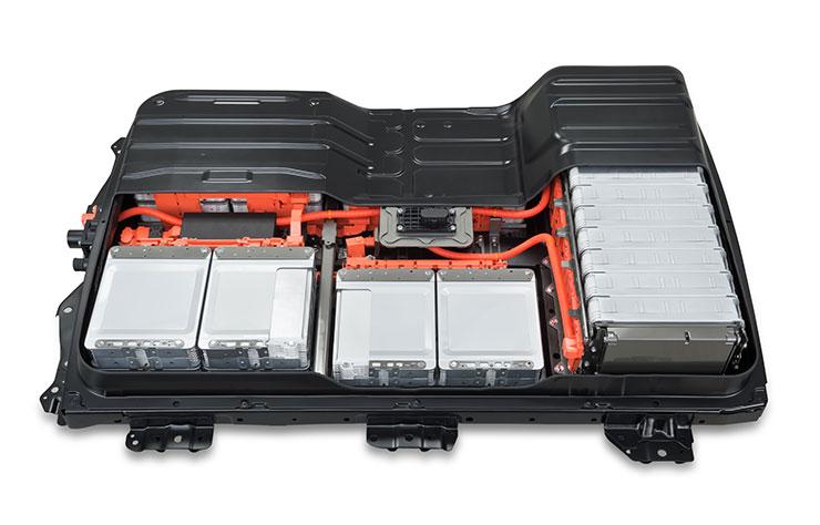 Batterie de Nissan Leaf