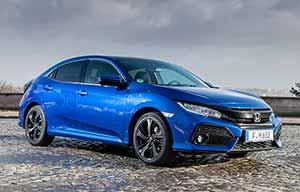 Boite automatique à 9rapports pour la Honda Civic diesel