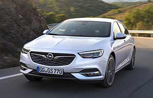 Un nouveau turbo-essence qui vaut un diesel sur l'Opel Insignia