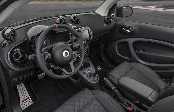Smart Brabus 125R Edition