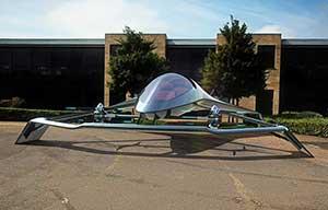Avec son concept Volante Vision, Aston Martin choisit la voie des airs