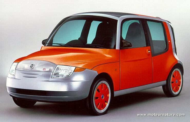Concept Fiat EcoBasic