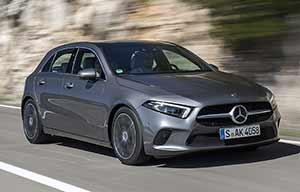 La Mercedes classeA hybride ne recherchera pas la sobriété