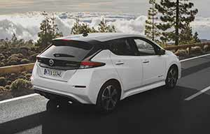 La Nissan Leaf, électrique la plus vendue en Europe
