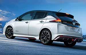 Nissan Leaf Nismo: la veut-on en Europe?