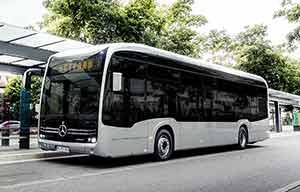 L'autobus électrique Mercedes eCitaro et la standardisation
