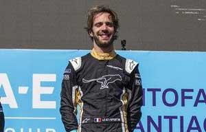 Jean-Eric Vergne, français et champion du monde