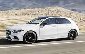 La Mercedes classeA hybride rechargeable avec le moteur Renault