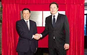 Tesla va produire ses Model3 et Y en Chine