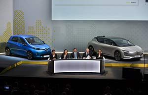 Une Renault électrique avec 600km d'autonomie en 2022