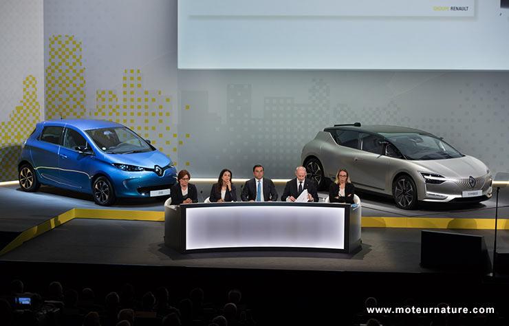 Assemblée générale Renault 2018
