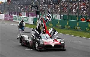 Toyota au Mans, la victoire de la persévérance