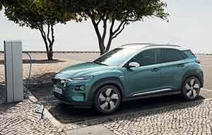 La Hyundai Kona EV 64 kWh à 42500€ en Allemagne