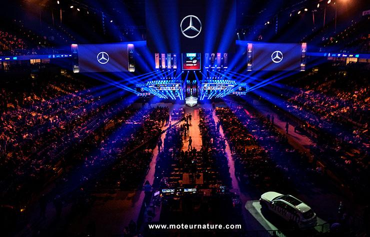 La fête selon Mercedes