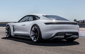 Porsche électrique: son nom sera Taycan