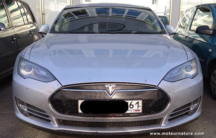 Tesla russe