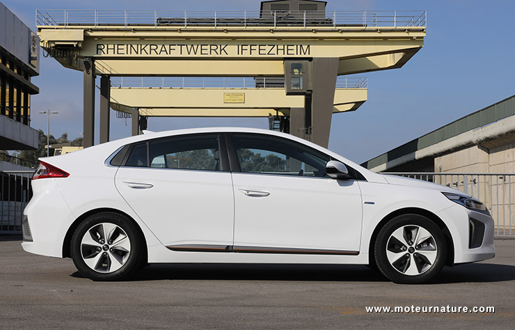 Les roues vertes de MoteurNature : Hyundai Ioniq