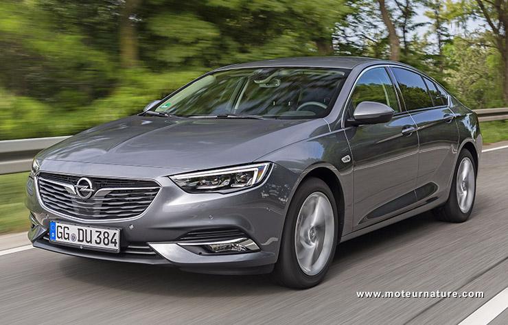 Les roues vertes de MoteurNature : Opel Insignia