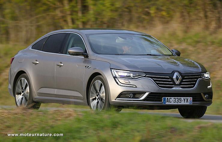 Les roues vertes de MoteurNature : Renault Talisman