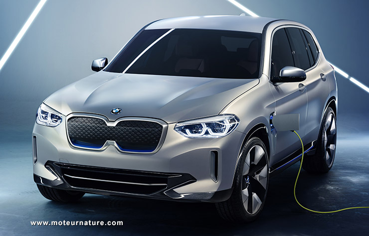 Bmw Ix3 Concept 233 Lectrique La Premi 232 Re Bmw 233 Lectrique
