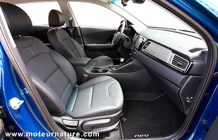 Kia Niro hybride