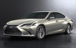 Lexus ES : elle ne cherchera plus à concurrencer BMW