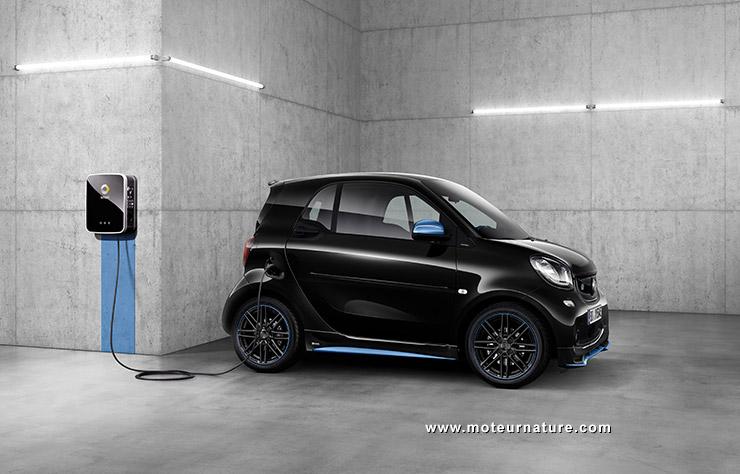 Plug & Charge by Daimler