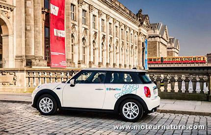 Daimler et BMW unissent leurs offres de mobilité urbaine