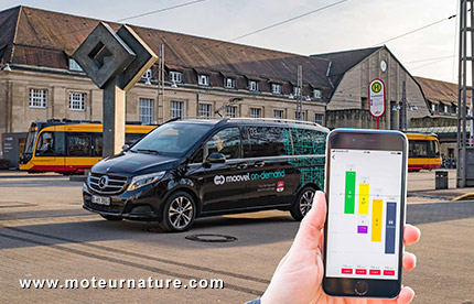BMW et Daimler s'associent dans le carsharing