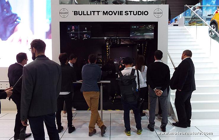 Bullit Movie Studio