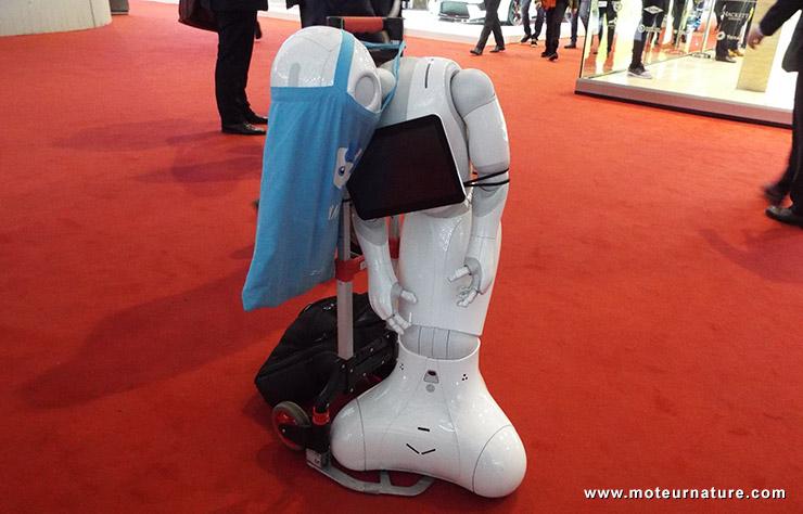 Robot cassé