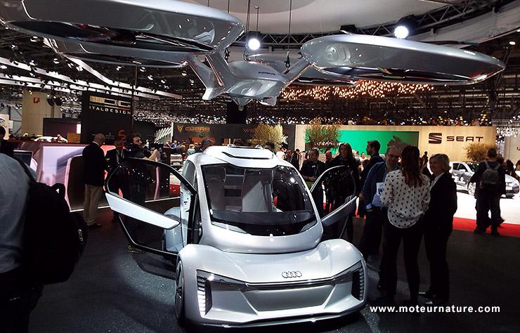 ItalDesign Audi Drone