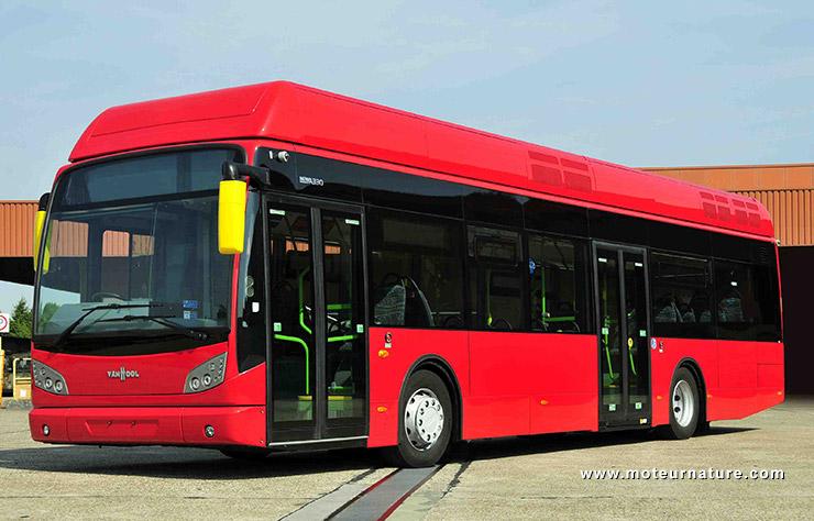 Autobus à hydrogène VanHool