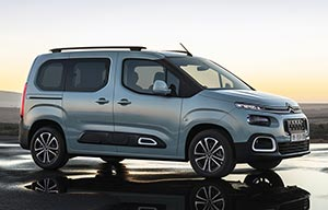 Citroën Berlingo 3 : interrogations sur la version électrique