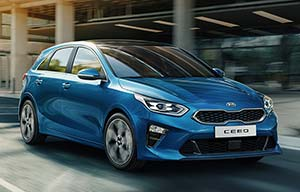 Kia Ceed, plus rationnelle qu'émotionelle