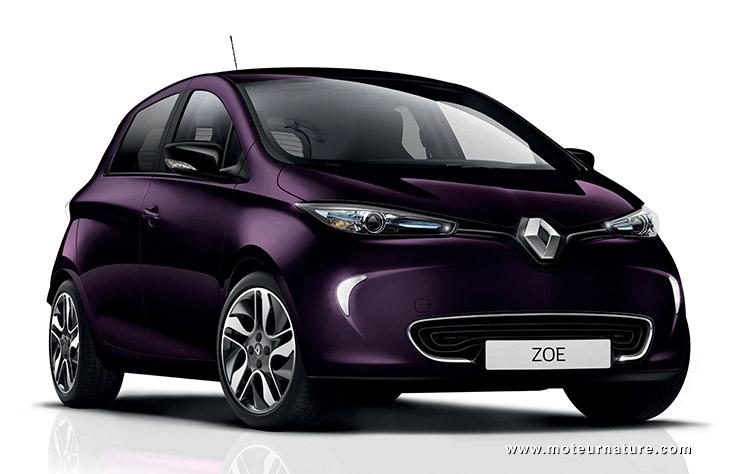 Renault Zoé R110