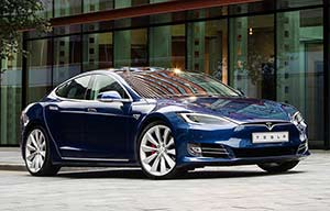 La Tesla Model S a battu la Mercedes classe S en Europe
